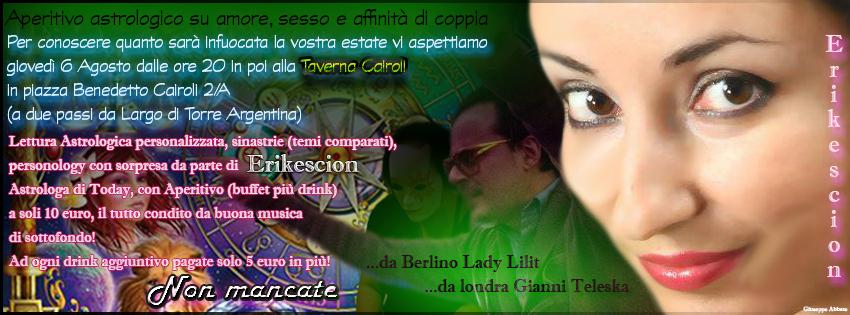 Gianni Aperitivo astrologico 1