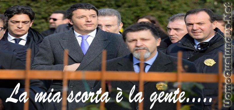 Matteo-Renzi-scorta
