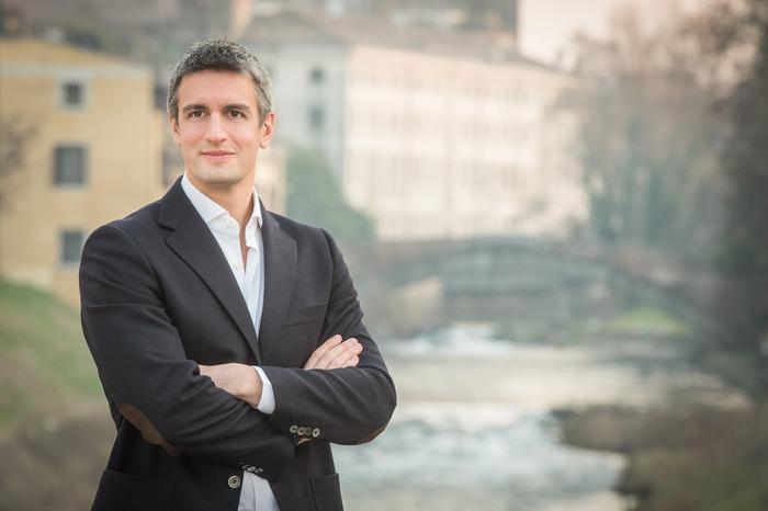 Jacopo Berti, 31enne, padovano, candidato del M5S alle regionali