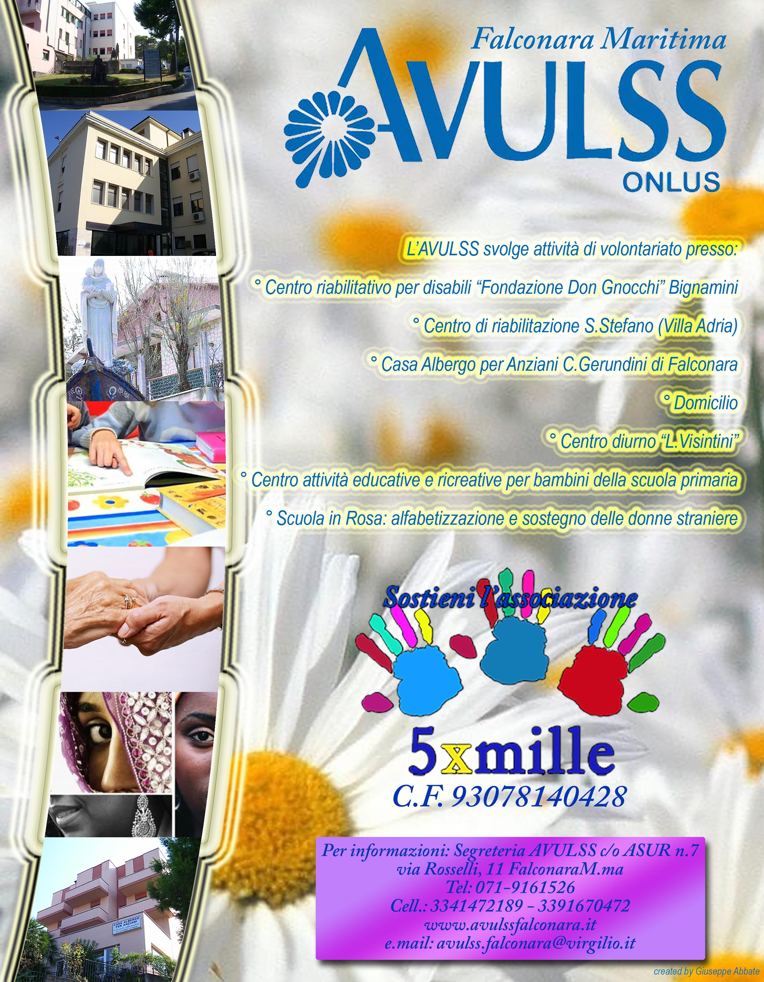 Donazione Avulss