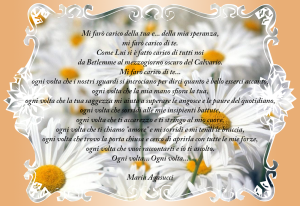 Poesia di Maria Agasucci